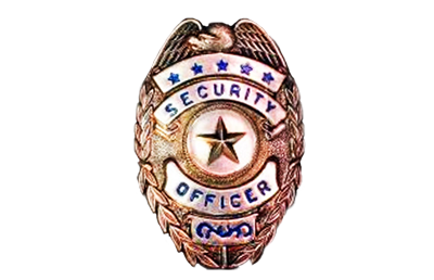 CT Security Badge
